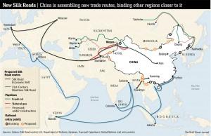 Kinija ėmėsi didžiausio ekonominio projekto pasaulio istorijoje